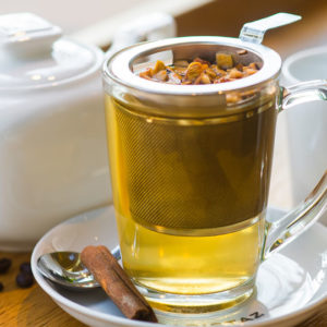 Neben Kaffee gibt es bei Baristaz sortenreine Tee-Spezialitäten.
