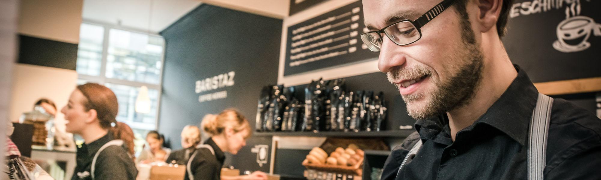 Mit Liebe zu gutem Essen und Leidenschaft für Spitzenkaffee verführen die Baristaz in Koblenz und Mainz eure Sinne.