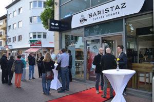 Für Firmen, Veranstaltungen, Geburtstage und Co.: Events bei Baristaz in Koblenz und Mainz.