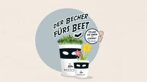 Zeig uns Deine besten Pflanz-Ideen mit dem Baristaz-Hero-Becher und gewinne coole Preise